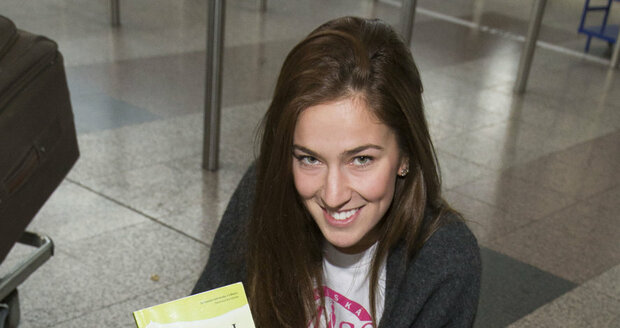 Andrea Bezděková (20): Učebnice mikroekonomie