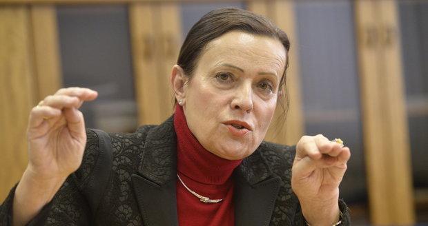 Vitásková po party u Klause končí jako šéfka regulátorů. Kdo ji nahradí?