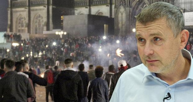 """Pelikán: V Kolíně to byla pro uprchlíky """"gigantická swingers party"""""""