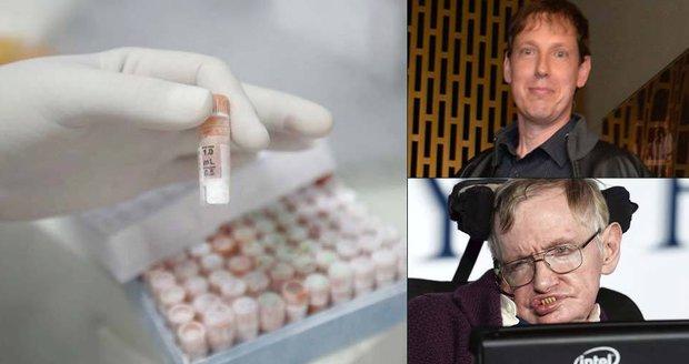 """Češi vyvíjí lék na """"Grossovu nemoc"""". Nadějí jsou kmenové buňky"""