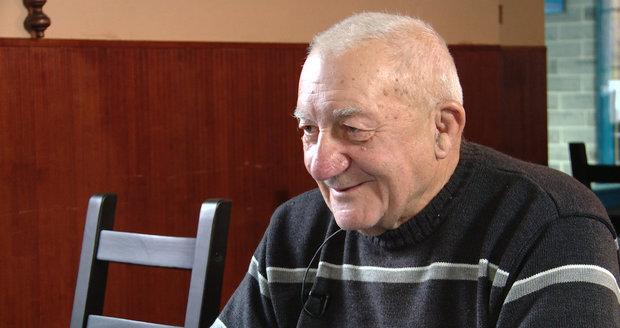 Během natáčení pořadu Zuzany Bubílkové zavzpomínal na své dětství.