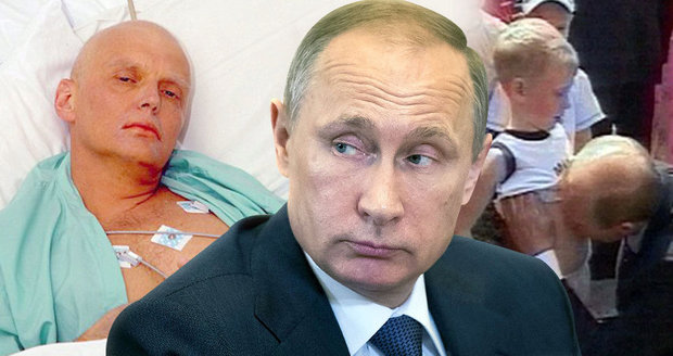 Putin je prý pedofil! Litviněnko to tvrdil ve svém deníku, musel proto zemřít?