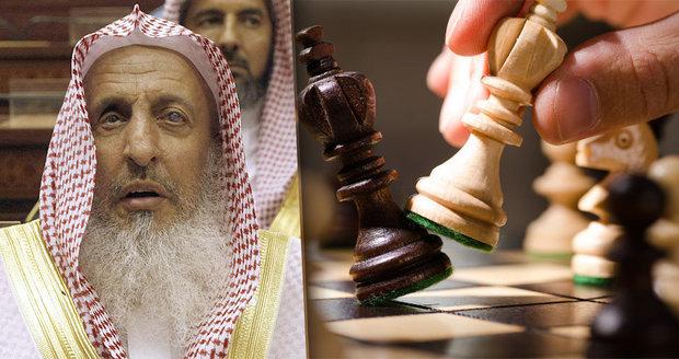 Šachy způsobují nenávist, rozhodl hlavní klerik Saúdské Arábie. A zakázal je