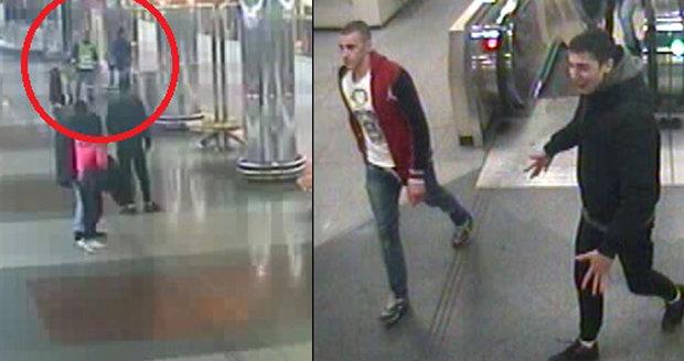 Močil v metru do koše a pak napadl zaměstnance ostrahy: Znáte nevychované výrostky?