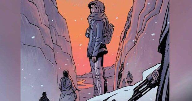 Za uprchlický komiks výhrůžky smrtí: Autorce materiálů hrozí lidé likvidací