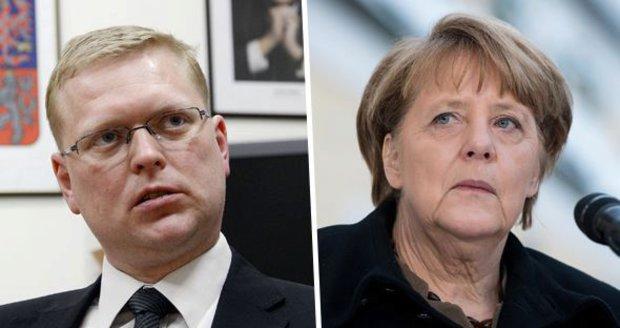 """Bělobrádek: Merkelová praktikuje s uprchlíky """"vyhnívací politiku"""""""
