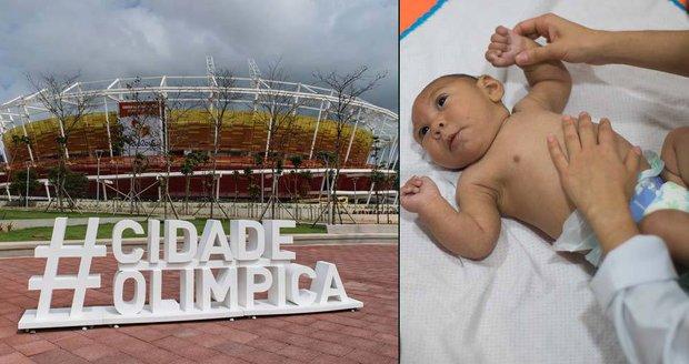 Zvoní olympiádě umíráček kvůli viru zika? Atletky i divačky země varují před zúčastněním