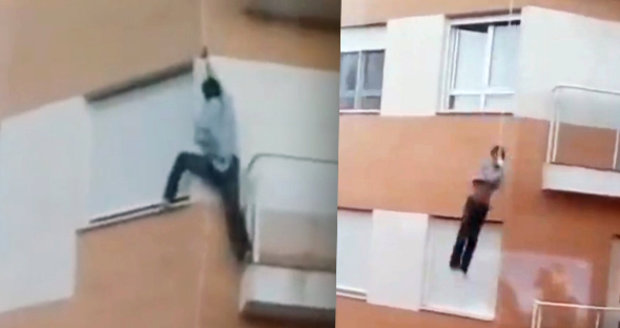 Muž lezl do bytu a za svoji hloupost zaplatil smrtí.