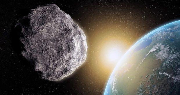 Kolem Země proletí asteroid velký jako mrakodrap! Bude to blízko, varuje NASA
