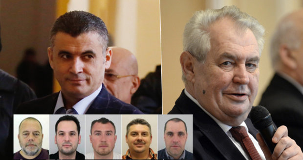 Do výměny špionů byl měsíce zapleten i Miloš Zeman. Doporučil Fajáda vydat