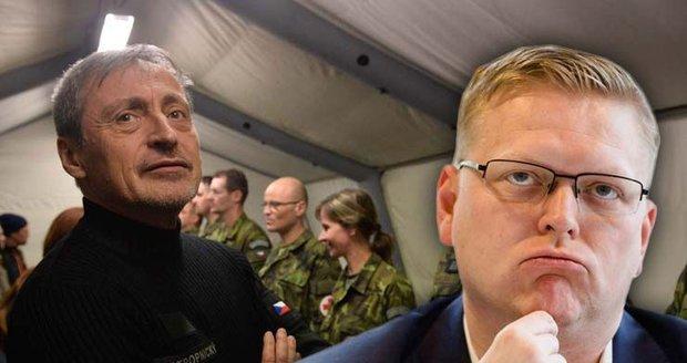 Bouře uvnitř koalice: Babiš cupuje Bělobrádka za to, že chce hlavu Stropnického