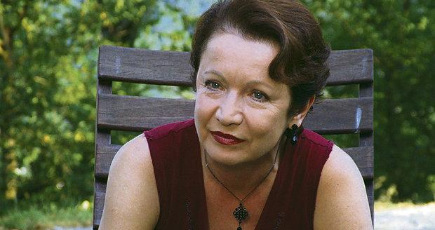 Herečka Hana Maciuchová bojuje s rakovinou.