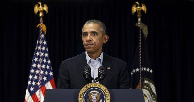 Obama ostře proti Trumpovi: Řídit USA není jako moderovat talk show