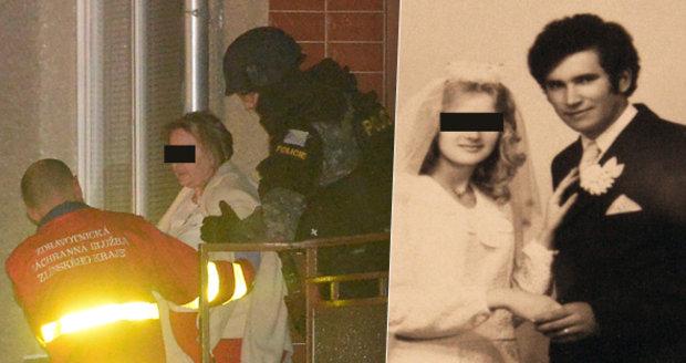 Rok po masakru v Uherském Brodě: Žena vraha 8 lidí poprvé promluvila!