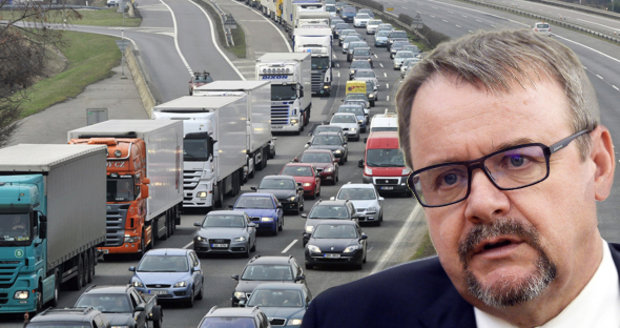 Zaplaví Česko kamiony? Když selže Ťokův plán, přiláká je nulové mýto