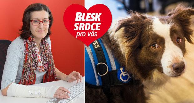 Jak funguje organizace Pestrá společnost, které se věnujeme v projektu Srdce pro vás, popsala v online rozhovoru na Blesk.cz vedoucí výcviku Klára Pragerová (30).