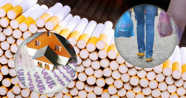 Stop igelitkám, cigaretám i lžím o hypotékách. Co EU nachystala pro rok 2016?