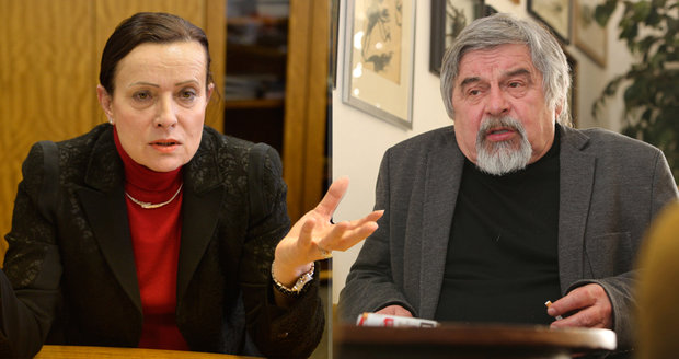 Někdo ji chce odstranit z funkce, říká odvokát Vitáskové