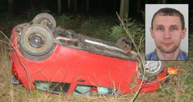 Záhadné zmizení na Žďársku: Pavel (38) už je nezvěstný skoro týden, našlo se jen jeho auto