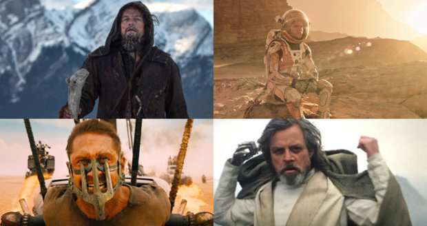 Úchvatné oscarové lokace: Tady se natáčel REVENANT, Marťan, Šílený Max a Star Wars!