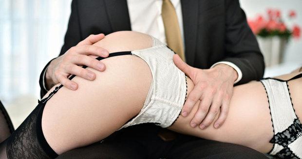 Mužské prsty dokážou ledasco