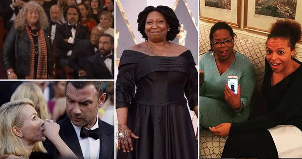 Noc Oscarů i noc trapasů! Podívejte se na ta největší faux pas letošních filmových cen.
