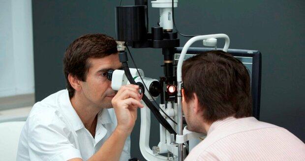 Nezanedbávejte oční choroby?