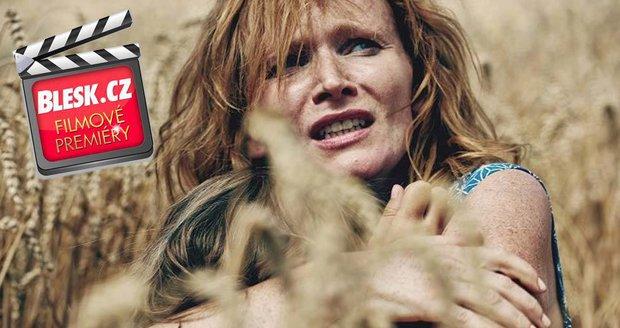 Do kin ve čtvrtek dorazí film Polednice v čele s Aňou Geislerovou.