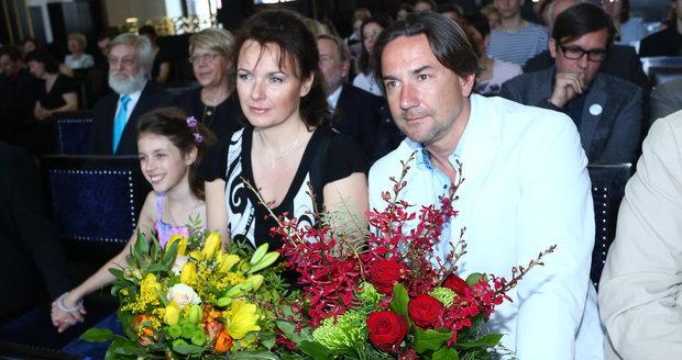 Bára Munzarová a Martin Trnavský