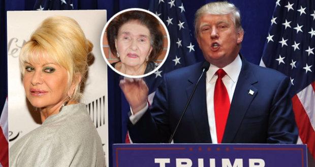 Trump a hluboká česká stopa: Obvinění ze znásilnění i plynulá čeština