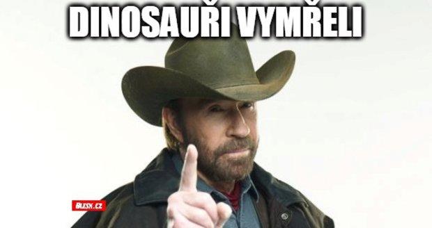 Všechno nejlepší, Chucku!