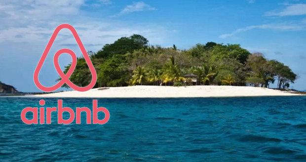 S Airbnb si můžete pronajmout i opuštěný ostrov.