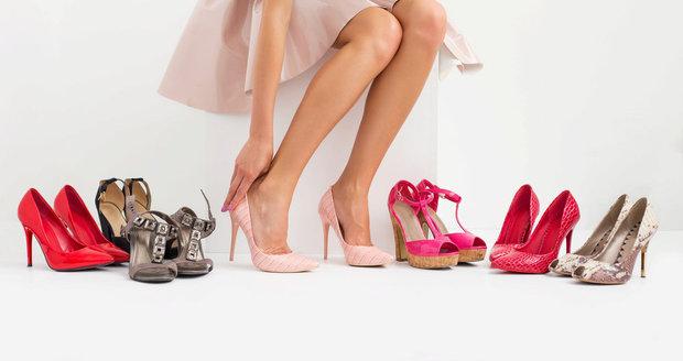 Za hallux rigidus mohou v mnoha případech špatné boty. e551841e38
