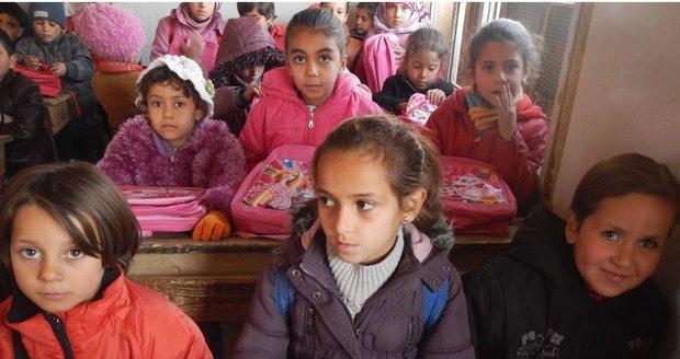 Ztracená generace dětí zná jen válku. Od vzdělání je odřízlo bombardování