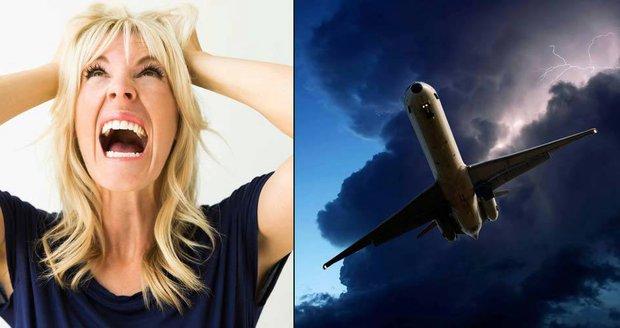Bojíte se létání? Přinášíme 10 tipů, jak tento strach překonat.