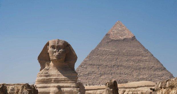 Egypt má bohatou historii.