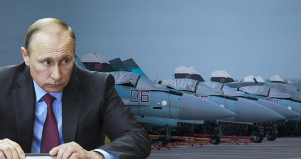 Rusové stahují ze Sýrie letectvo. Putin se na tom dohodl s Asadem