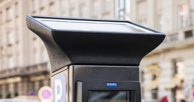 V Praze 3 se zprovozní nové parkovací automaty. (Ilustrační foto)