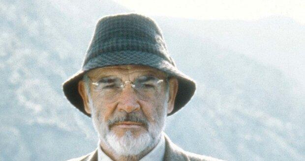 Seanu Connerymu bylo při natáčení snímku Indiana Jones a Poslední křížová výprava 59 let.