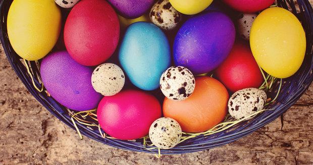 Vajíčko je nejmocnějším symbolem Velikonoc a zrodu nového života.