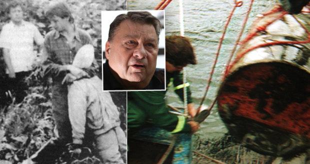 Případy zatčeného exkriminalisty Douchy: Spartakiádní vrah a teroristický útok na Staromáku