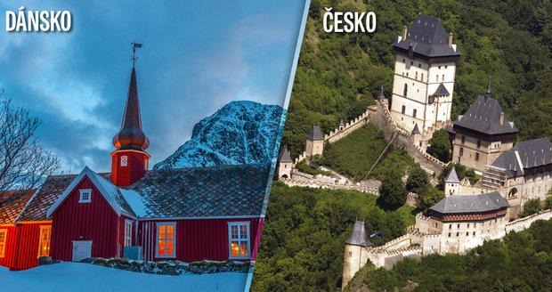 Nejšťastnější zemí světa je Dánsko! Česko v žebříčku porazilo Slovensko