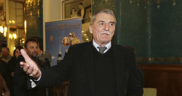 Slovenský herec Martin Huba se opřel do kolegů.