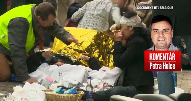 Komentář: Čeští politici znovu válčí s terorem, hlavně v televizi