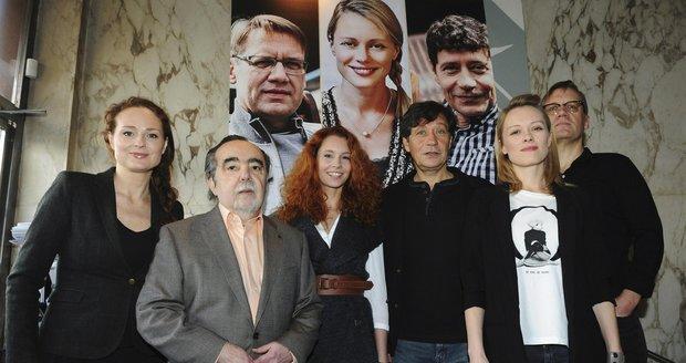 Tvůrci a herci šestého pokračování Básníků