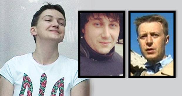 Bratr zavražděného novináře: Trest pro Savčenkovou je spravedlivý, ale odpouštím jí