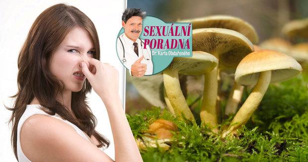 Dr. Karel Obdařený řeší houbový zápach z penisů.