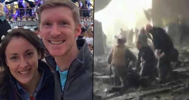 Potvrzeno: Američtí novomanželé zemřeli během bruselského teroru