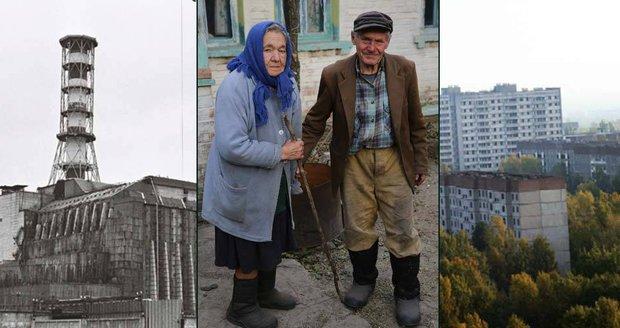 30 let od Černobylu: Semenjukovy po výbuchu násilím odvezli, ale oni se hned vrátili domů