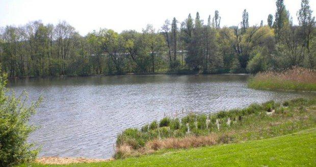Přírodní koupaliště Motol